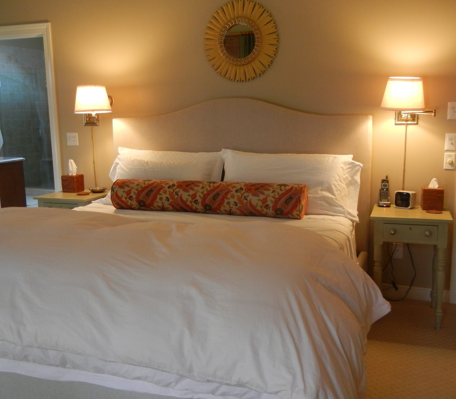 A Curious Gardener Master Bedroom Changes