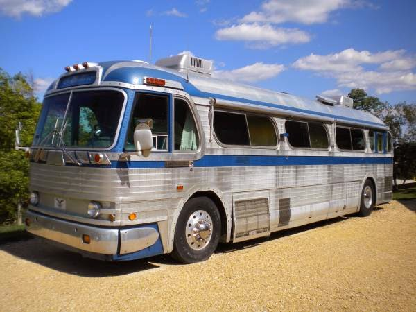 Awesome For Sale Motorhome RV Bus Conversion