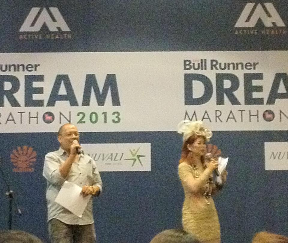 Legally fab runner dream marathon for Sideboard tess 05