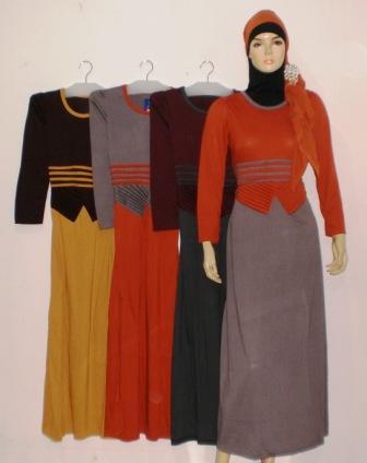 Gamis Dewasa Gkm4425 Grosir Baju Muslim Murah Tanah Abang