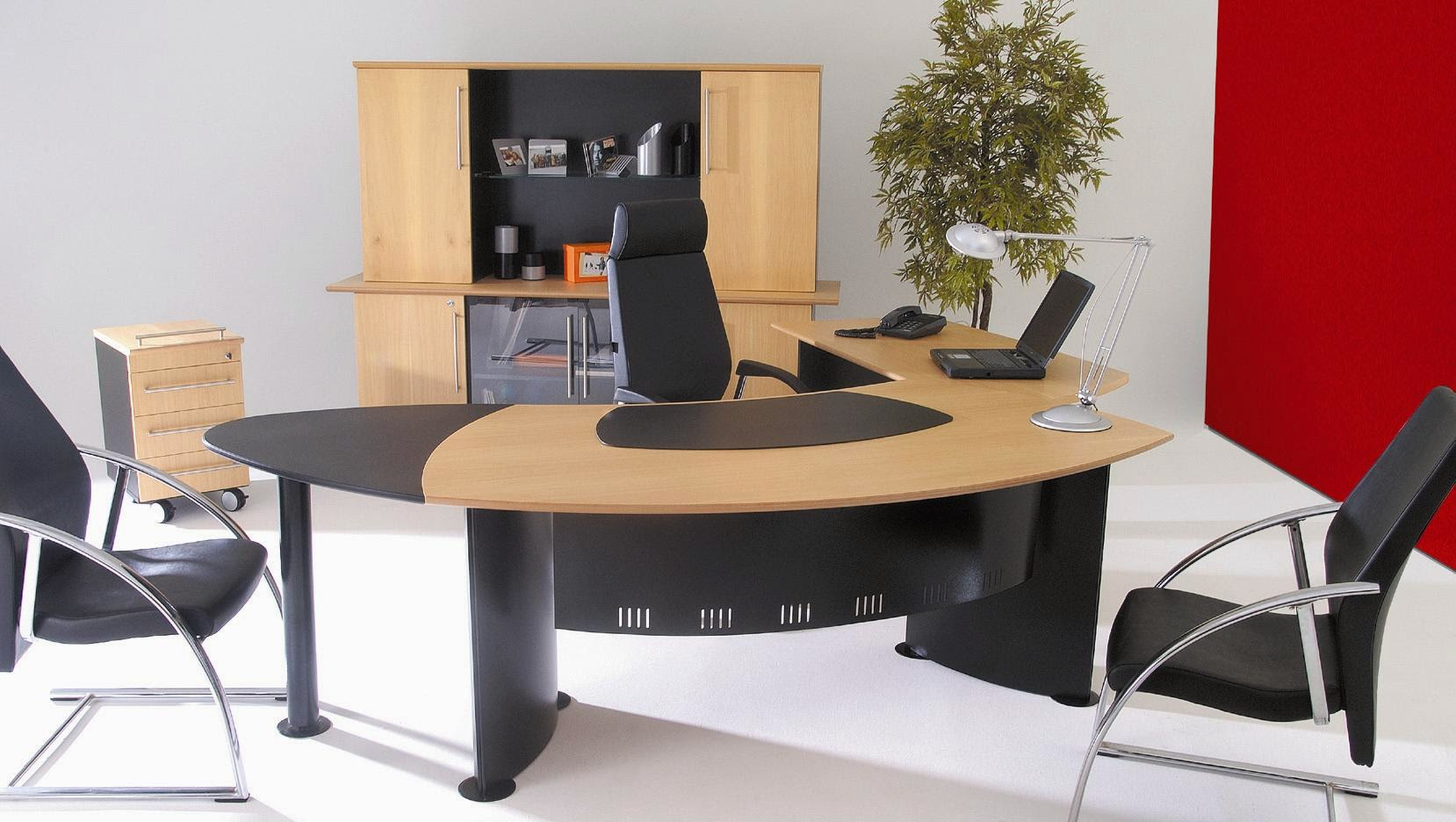 Cool Office Desk and Chair Combo