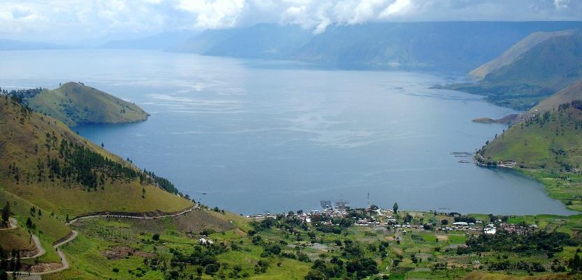 Tempat Wisata di Medan Danau Linting Toba