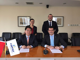 Caissa e Msc Crociere partnership per la Cina