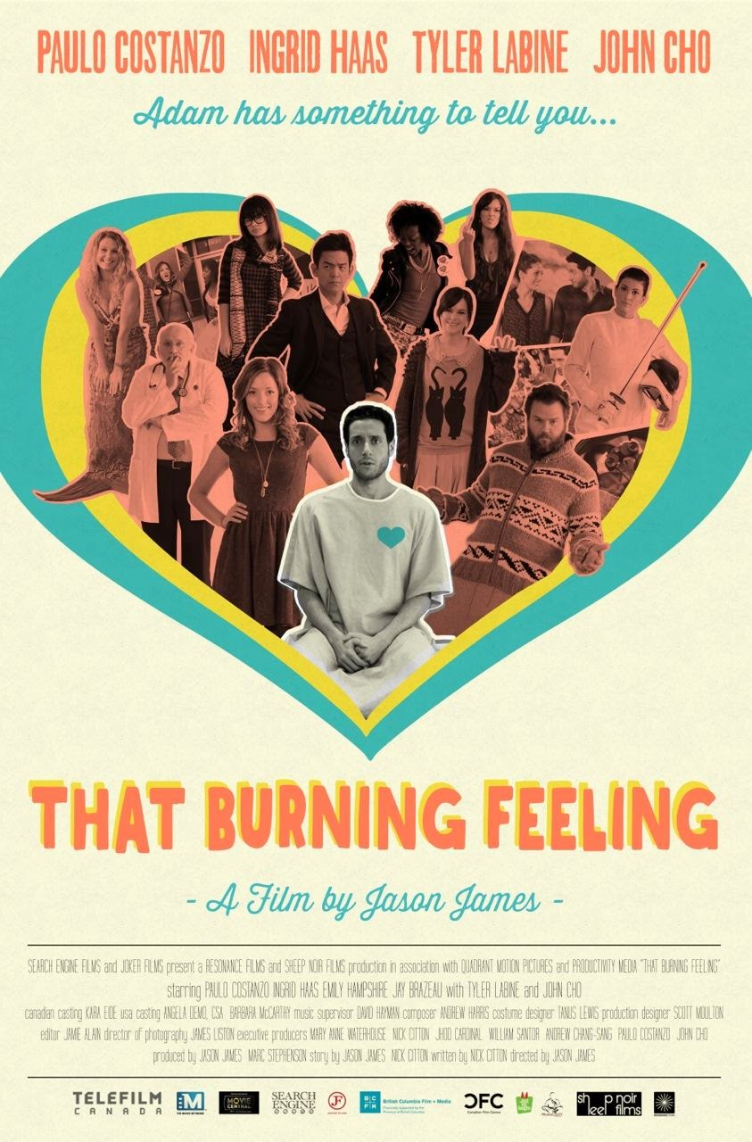 Win Tickets to 'That Burning Feeling'!