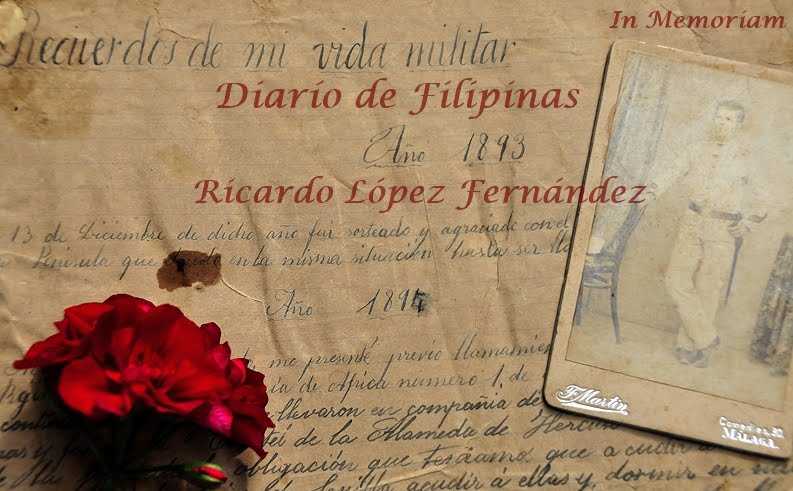 Diario de Filipinas 1893 -1906