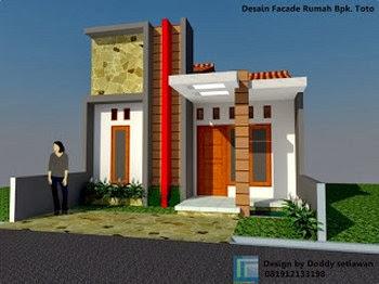 Foto Model Rumah Minimalis Sederhana 2013