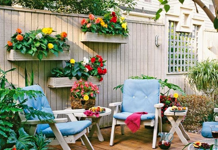 Exterior walls paint ideas color scheme color combination Garden wall color ideas