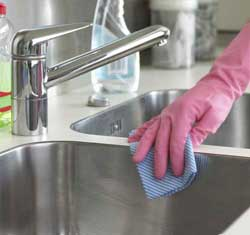 General Kitchen Cleaning Products and Chemicals How to Quickly