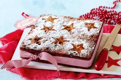 Easy traditional christmas cake Recipe