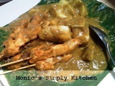 resep masakan sate padang