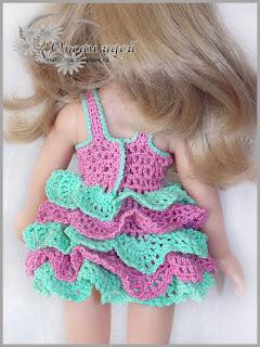 платья +для кукол +своими руками