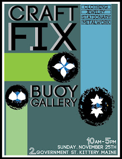Craft Fix Poster