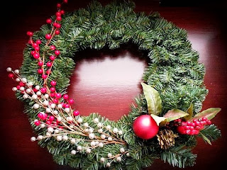Christmas 2015 Wreaths Ideas Pictures Pinterest