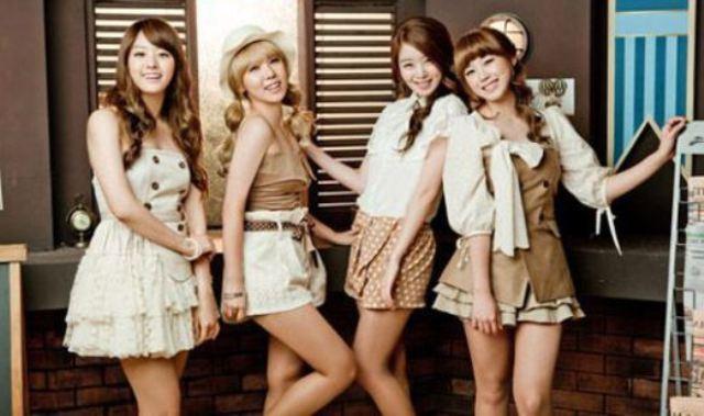 Personil Girlband Korea Tercantik - Secret