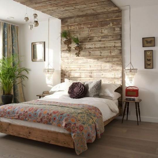 Cabeceros de camas originales dormitorios con estilo - Ideas originales para cabeceros de cama ...