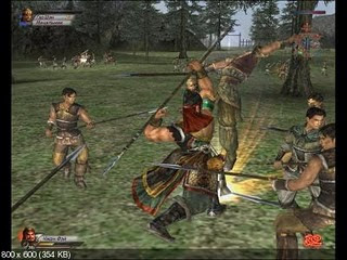 PC Game Download Dynasty Warriors 4 Hyper Full RIP img
