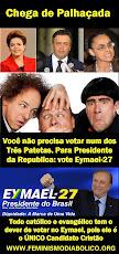 Votem 27 - Eymael para PRESIDENTE