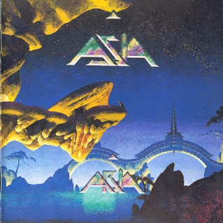 Asia - Aria album cover