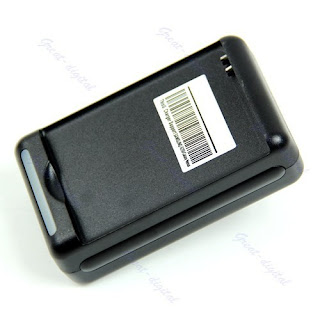 USB Seat Battery AC Wall Travel Charger For Samsung Galaxy Nexus i9250 Black