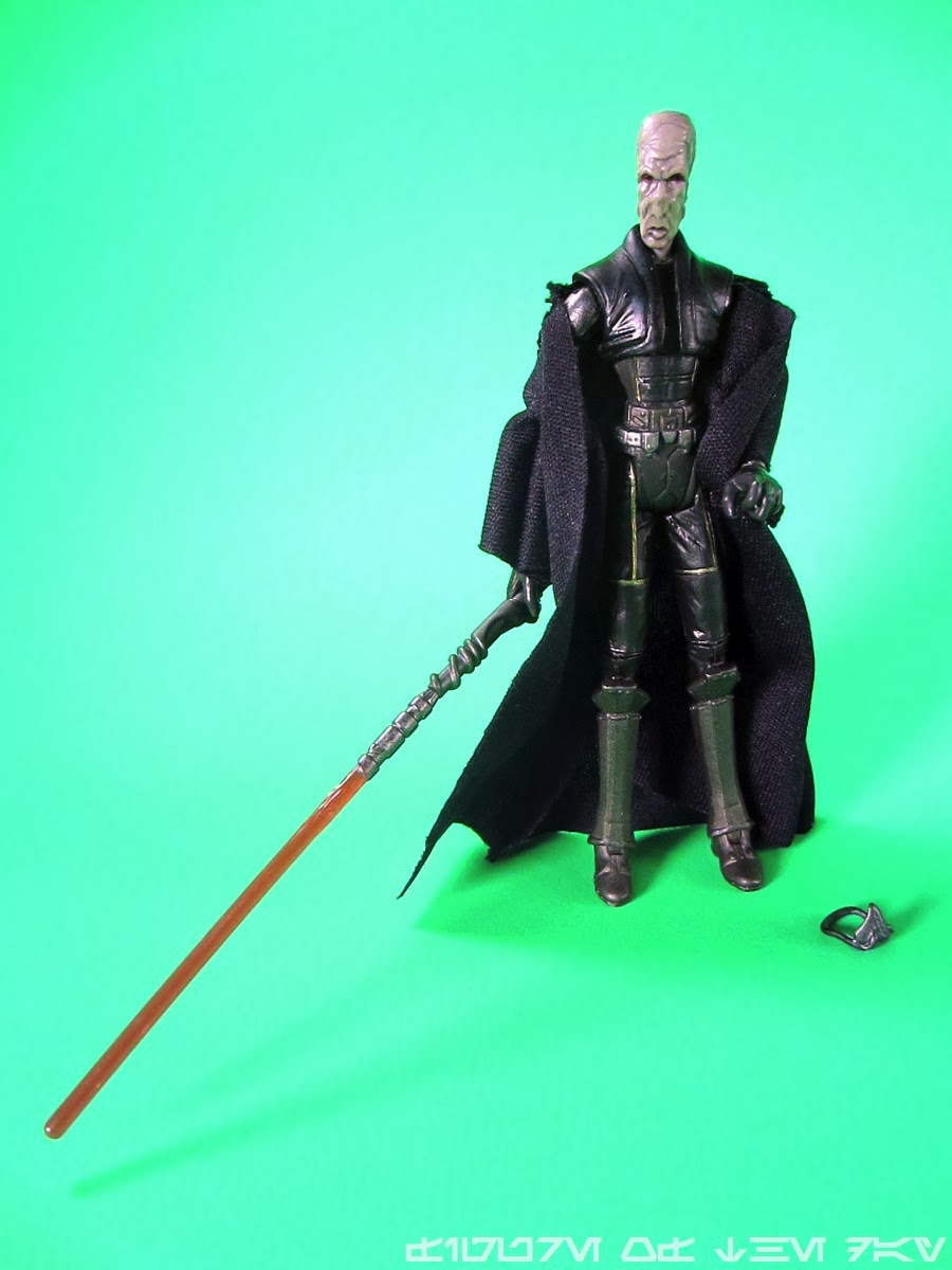 Darth Plagueis (Black Series 2013)