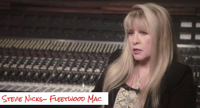 Stevie Nicks- Fleetwood Mac