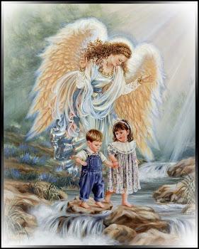 En ángel que me cuida. (♥)