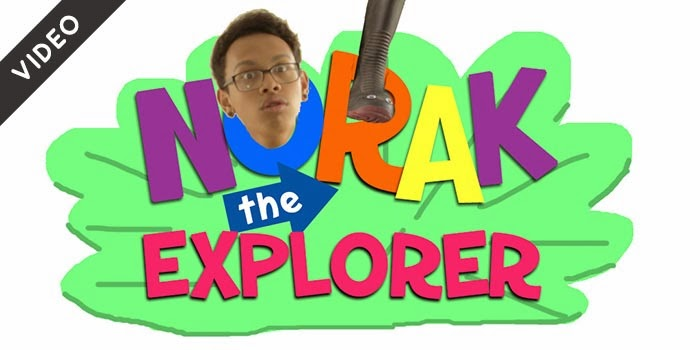 NORAK THE EXPLORER EPISODE 1