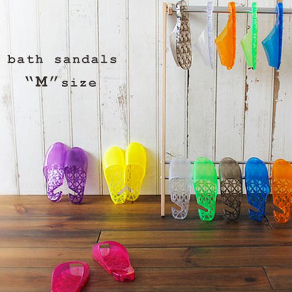 FOOTLIFE / フットライフ bath sandals 引っ掛けられる バスサンダル