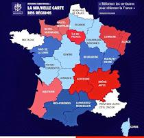 Régions France/ Canadá