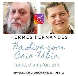 Live com Caio Fábio