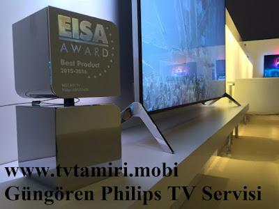 Gungoren Philips TV Servisi