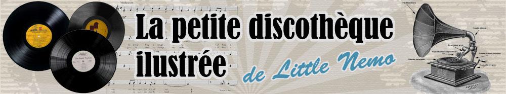 La petite discothèque illustrée