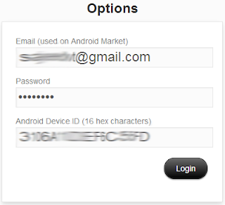 apk downloader chrome login info