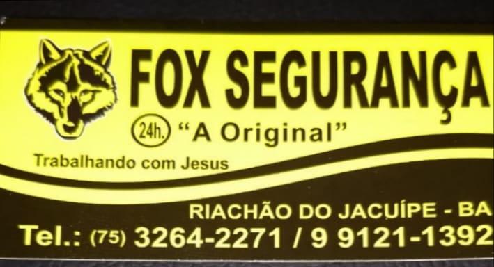 FOX SEGURANÇA - A ORIGINAL