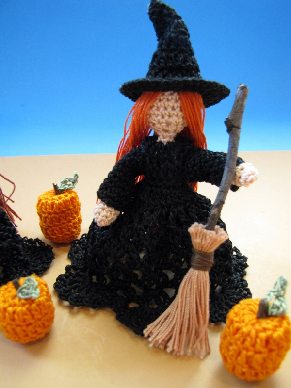 Free Knitting Pattern Witch Doll : BellaCrochet: The Littlest Witches: A Free Crochet Pattern ...