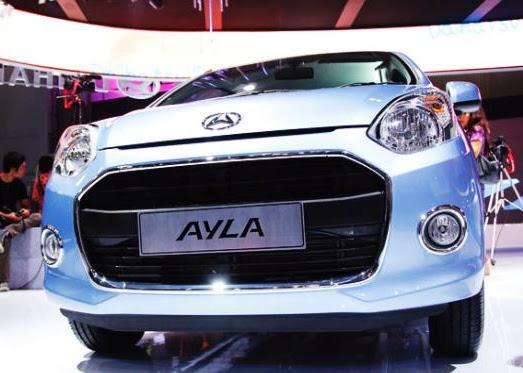Spesifikasi Type Harga Mobil Daihatsu Xenia, Terios, AYLA, Luxio, Gran Max, Sirion - Terbaru!