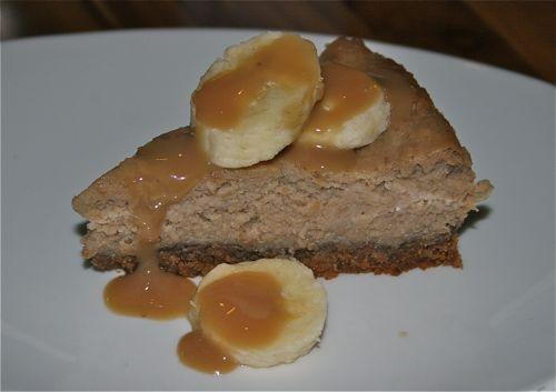 banana rum cheesecake with maple rum sauce recipes dishmaps banana rum ...