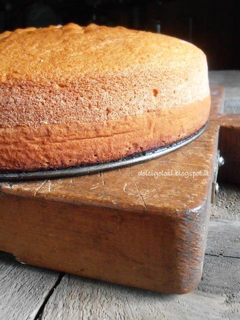 Dolci golosità: Pan di Spagna