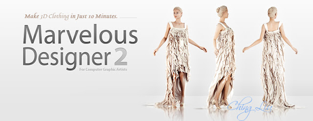 Marvelous Designer 2 (64 bit) 3.8.3