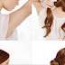 Knotted Chignon Hairstyle Tutorial For Wedding