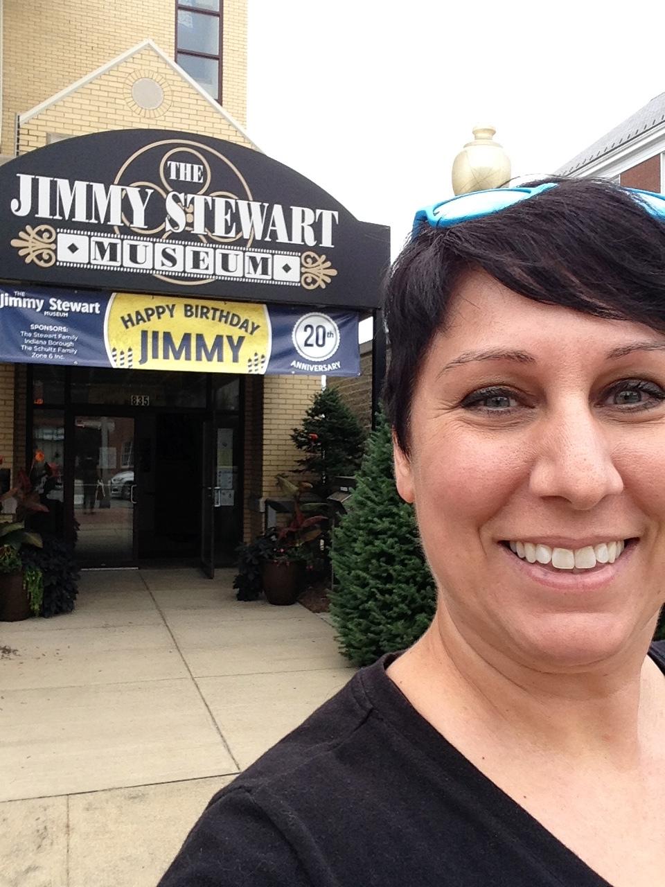 Christmas TV History: Jimmy Stewart Museum