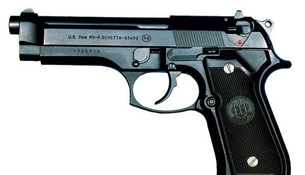 MOD Suara Tembakan Pistol M92FS dari Resident Evil (HQ)