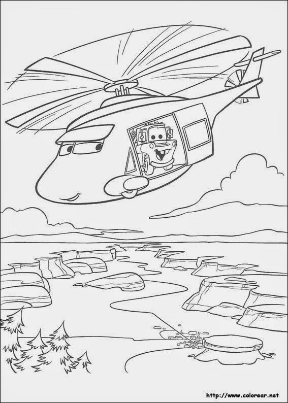 helicoptero cars