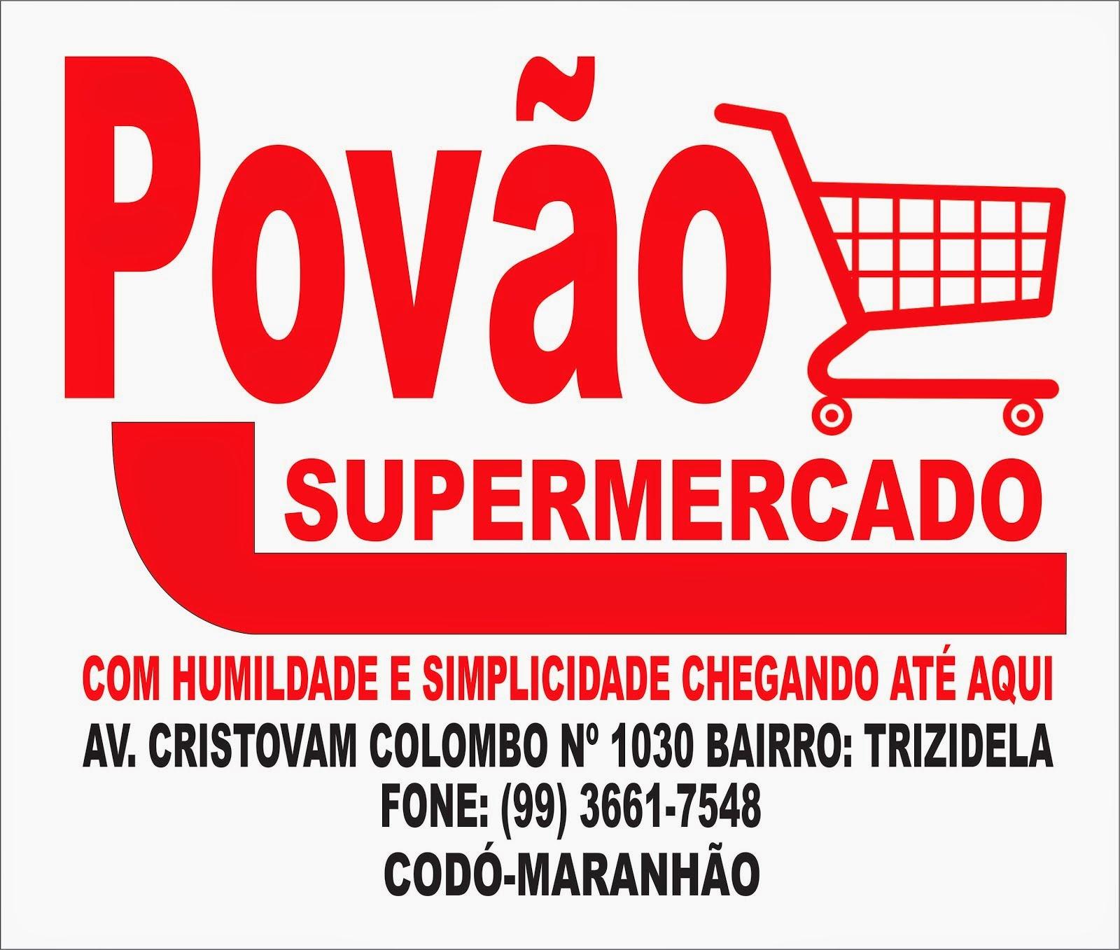 POVÃO SUPERMERCADO