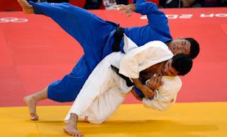 Арсен Галстян Хироаки Хирооки дзюдо олимпиада 2012 Россия