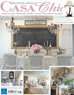 Maison chic magazine french country cottage for Abonnement maison chic magazine