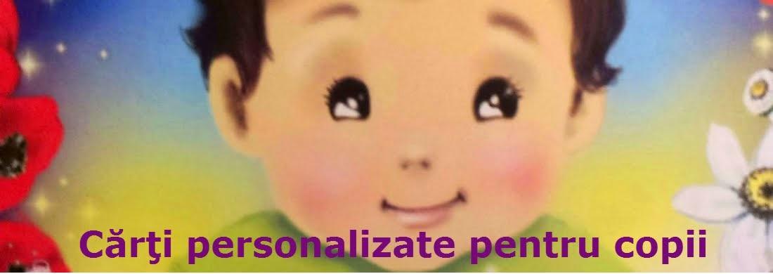 Cărţi Personalizate Copii
