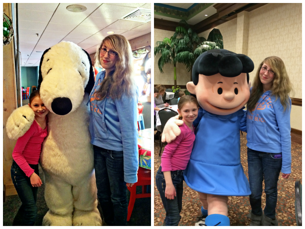 Snoopy, Lucy, Peanuts, Castaway Bay