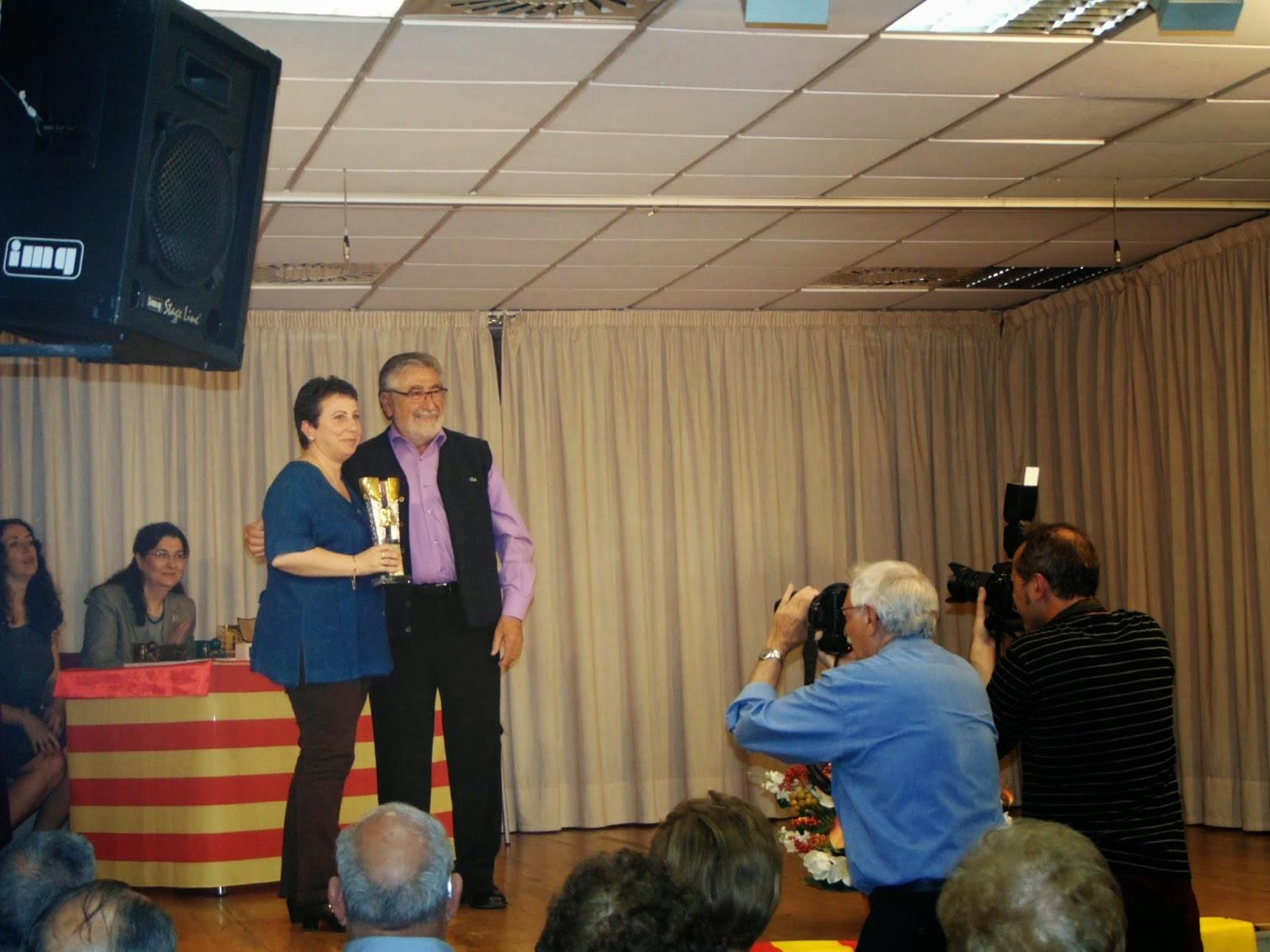 CERTAMEN DE POESÍA Y NARRATIVA SALVADOR ESPRIU 2014