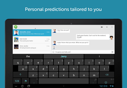 SwiftKey Keyboard 5.0.0.72
